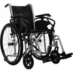 Инвалидная коляска, хром, транзитные инвалидные коляски «MILLENIUM IV» OSD