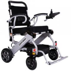 Инвалидная коляска с электрическим мотором
