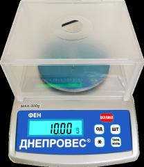 Весы лабораторные FEH-600L