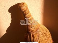 Broom of a premium sorghum, 1 grade