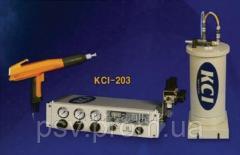 KCI-203 Ручной электростатический распылитель для небольших количеств порошка