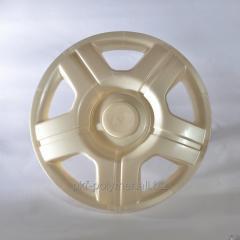 Cap avtokolesny R14 KIA (KIA) Set 4pcs.