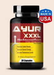 Ayurxxxl (Аюриксиксикэль) - капсулы для...