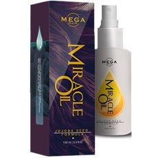 Mega Hair (Mega Hare) - olaj a haj növekedését