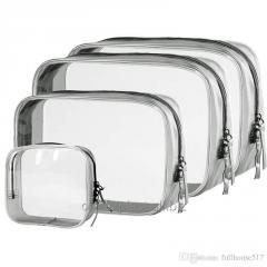Прозрачный силикон, материал для пошива сумок,