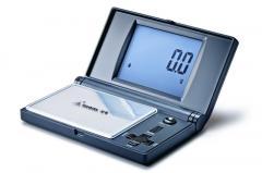 Весы электронные карманные (для мини-взвешивания) (Модель 6000) Momert