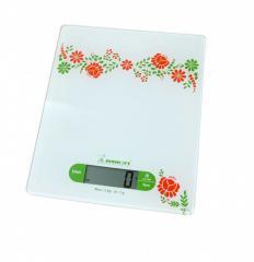 Весы электронные кухонные (ультратонкие) (Модель 6852) Momert