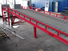 Hydraulic ramp (mobile)