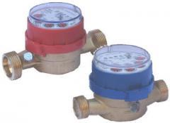 Одноструйный счетчик воды PoWoGaz JS-90-4 ГВ SMART+ класс В DN20