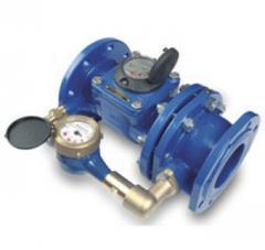 """Счетчик холодной воды комбинированый PoWoGaz MWN/JS-100/2,5-S """"С""""/R2500 DN100"""