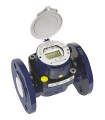 Турбинный счетчик воды Sensus Meistream RF 100/50 с радиомодулем