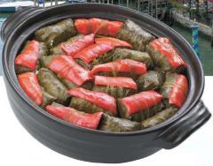 Керамическая кастрюля для открытого огня DEKOK HR-1079 1,15л