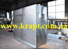 Capacities, tanks, tanks corrosion-proof