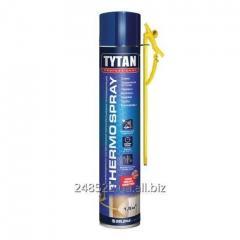 TYTAN THERMOSPRAY STD Напилювана поліуретанова