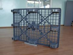 Transport box pallets