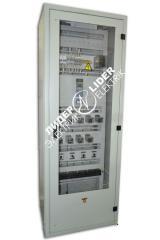 Шкаф релейной защиты и автоматики серии ШРЗА