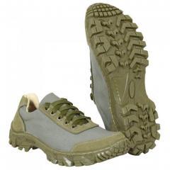 Sneakers AIR + olive