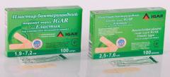 Пластырь бактерицидный IGAR тип Эластик (на эластичной полимерной основе)
