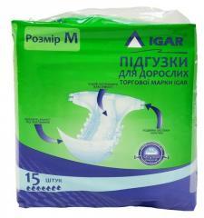Подгузники для взрослых IGAR