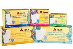 Хирургические повязки IGAR тип Лайтпор (на основе