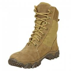 Ankle boots Iroquois coyote