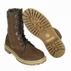 Ankle boots Scorpio mod. 3 quick lace-up brown