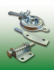 The handle for a throttle valve (mt.)