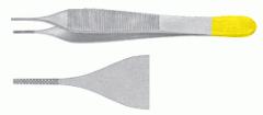 Пинцет Адсона (Adson), с твердосплавными вставками