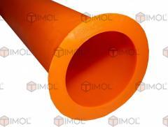 Вставки полиуретановые в самотечные трубы