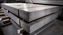 Zinc aluminium