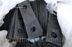 Молотки для дробилки ДМ-001-ПП,  7, 5кВт