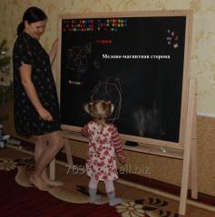 Доска детская для рисования/классная/аудиторная