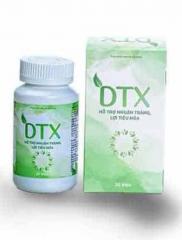 Капсулы от паразитов DTX (ДеТеИкс)