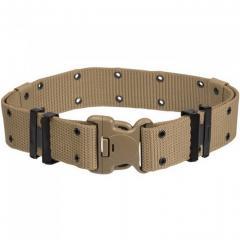 Tactical Belt Mil-Tec LC2 Duraflex Buckle Coyote