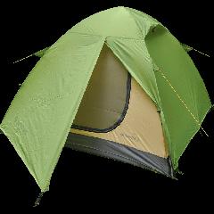 Палатка 3-х местная Mousson FLY 3 Лайм