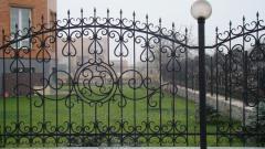 Ворота, заборы, ограждения