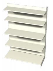 Стеллаж для стройматериалов 1930х1330х560
