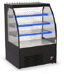 Mini горка (стеллаж) холодильная PETRO OPEN 0.9