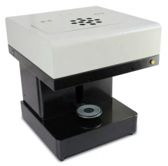 3D принтер для кофе (кофемашина, печать на кофе и