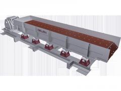 Feeders reloaders, conveyors