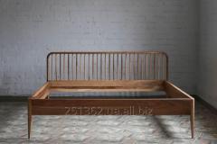 Кровать из массива дерева Flor