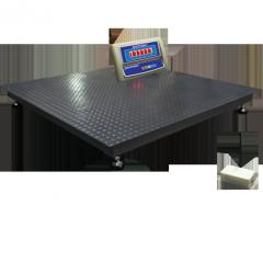 Весы платформенные напольные ВПД2020Р
