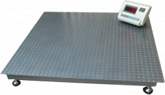 Весы платформенные напольные ВПД1212Л
