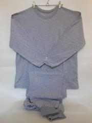 Knitted men underwear with pile, the price,