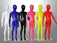 Манекены детские покраска по RAL