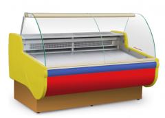Холодильная витрина BASIA 2/3.75S (увеличенной