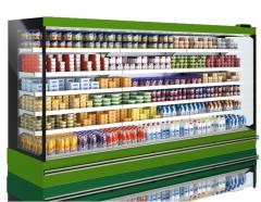 Холодильный стеллаж (горка) VARIO L (с выносным