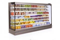 Холодильный стеллаж (горка) VARIO H (с выносным