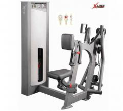 The exercise machine is cargo block, Lever draft,