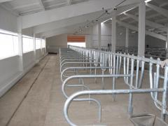 Оборудование для животноводческих комплексов